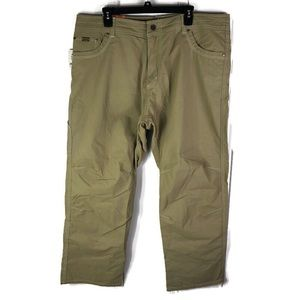 Kuhl Revolvr Full Fit Pants Sawdust Relaxed Fit
